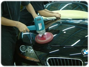 Professional Car Polishing Services Manchester